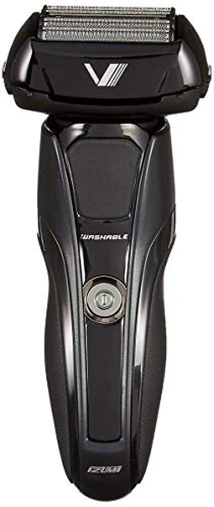 間接的揮発性倫理的IZUMI Z-DRIVE ハイエンドシリーズ 往復式シェーバー 5枚刃 ブラック IZF-V948-K-EA