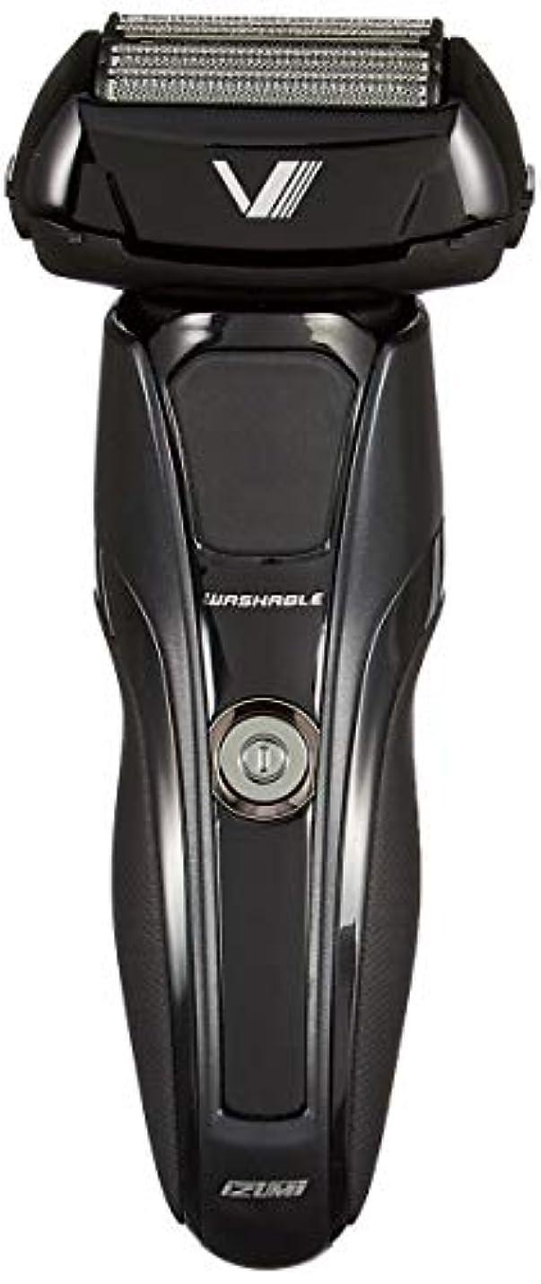 雑種大通りマートIZUMI Z-DRIVE ハイエンドシリーズ 往復式シェーバー 5枚刃 ブラック IZF-V948-K-EA
