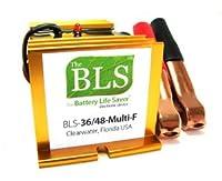 36 & 48ボルト 工業用バッテリーライフセーバー