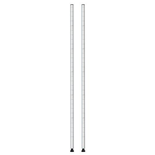 ルミナス ポール径19mm用パーツ ポール(支柱) ポール 90.5cm(2本セット) 高さ90.5cm PHT-0090SL