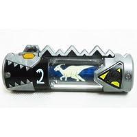 獣電戦隊キョウリュウジャー 獣電池02(ガチャポン版) 2.パラサガン