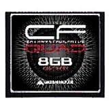 グリーンハウス 433倍速(65MB/s)ハイスピードコンパクトフラッシュ 8GB GH-CF8GFX