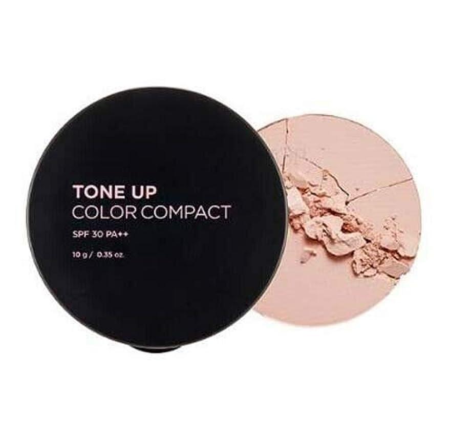 追記スクラップ正統派[ザ?フェイスショップ] THE FACE SHOP [トーンアップ コンパクト 10g] Tone Up Compact SPF30 PA++ 10g [海外直送品] (#01. Peach)