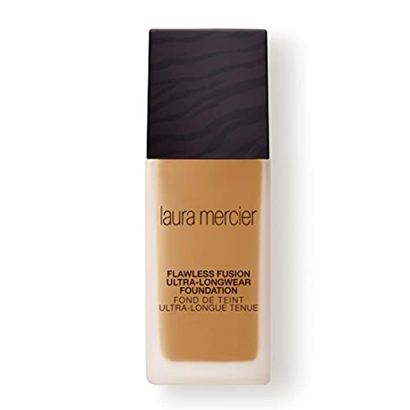 みがきます不透明な防ぐLaura Mercier Flawless Fusion Ultra-Longwear Foundation - Chai 1oz (29ml)
