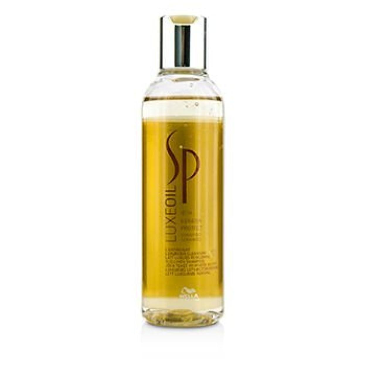 余分な宇宙かび臭いWella SP Luxe Hair Oil Keratin Protect Shampoo - 200ml by WELLA System Professional [並行輸入品]