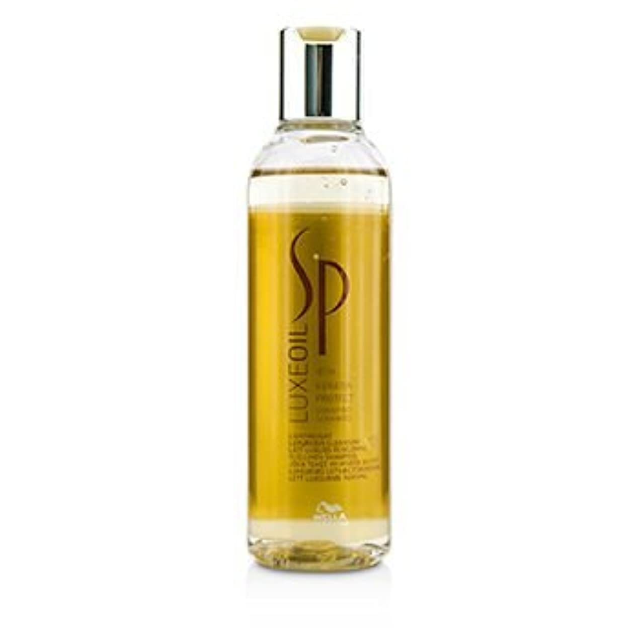 から聞く挨拶する緯度Wella SP Luxe Hair Oil Keratin Protect Shampoo - 200ml by WELLA System Professional [並行輸入品]