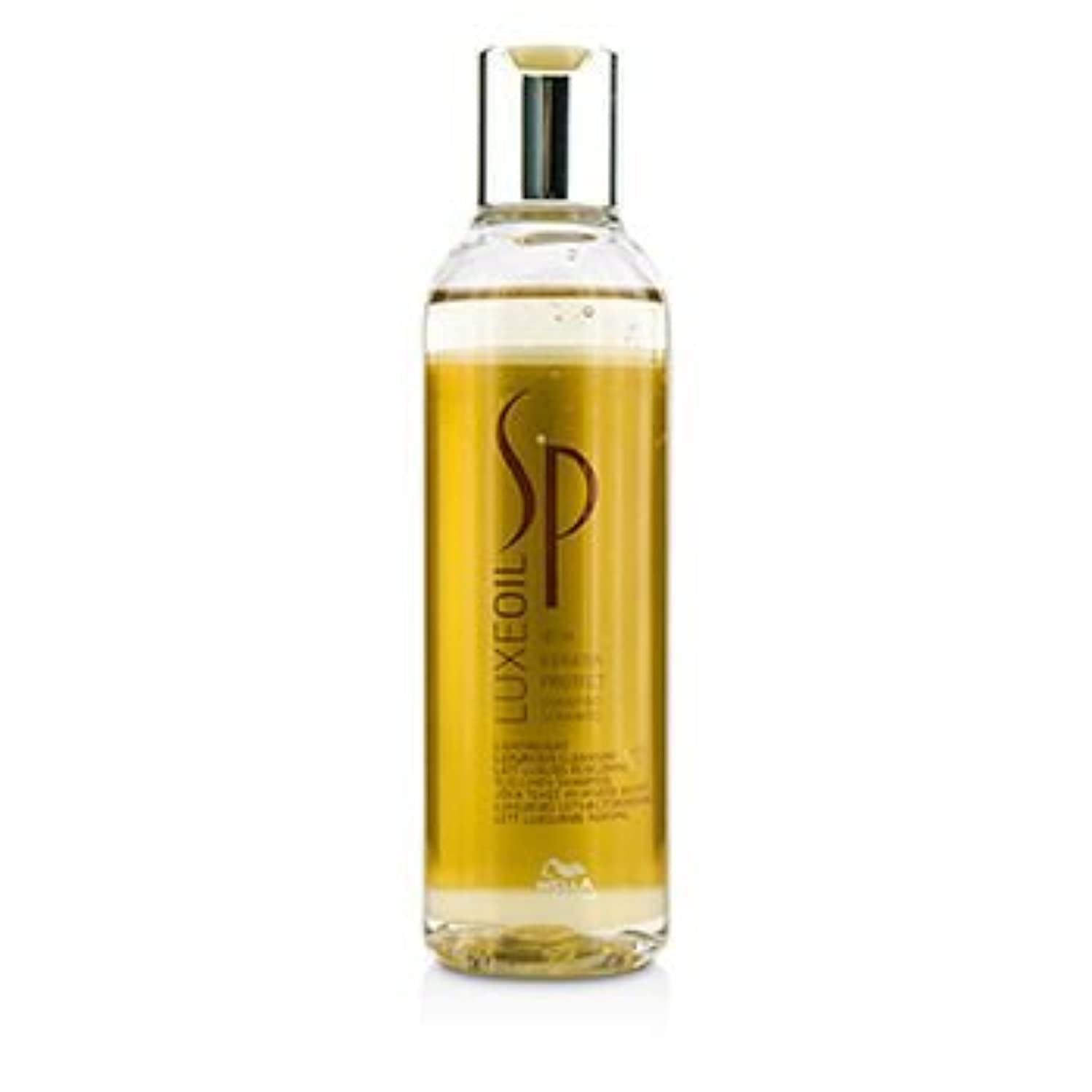 ピカソ陸軍遅らせるWella SP Luxe Hair Oil Keratin Protect Shampoo - 200ml by WELLA System Professional [並行輸入品]