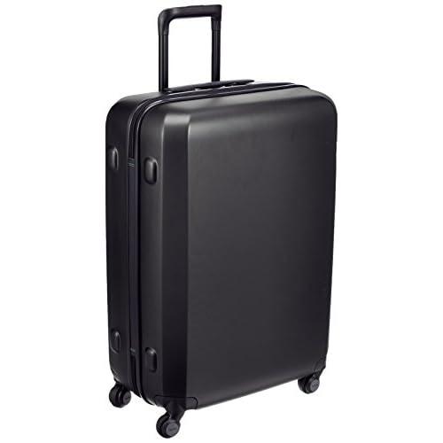 [ロジェール] Lojel スーツケース Rando 69L 3.8kg 10年保証 LRAZ-M ブラック (ブラック)