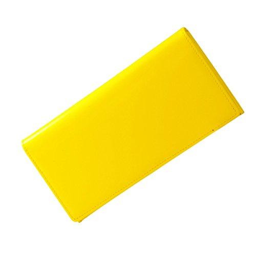 龍紋黄財布(10mm水晶球のお守りを添えて)