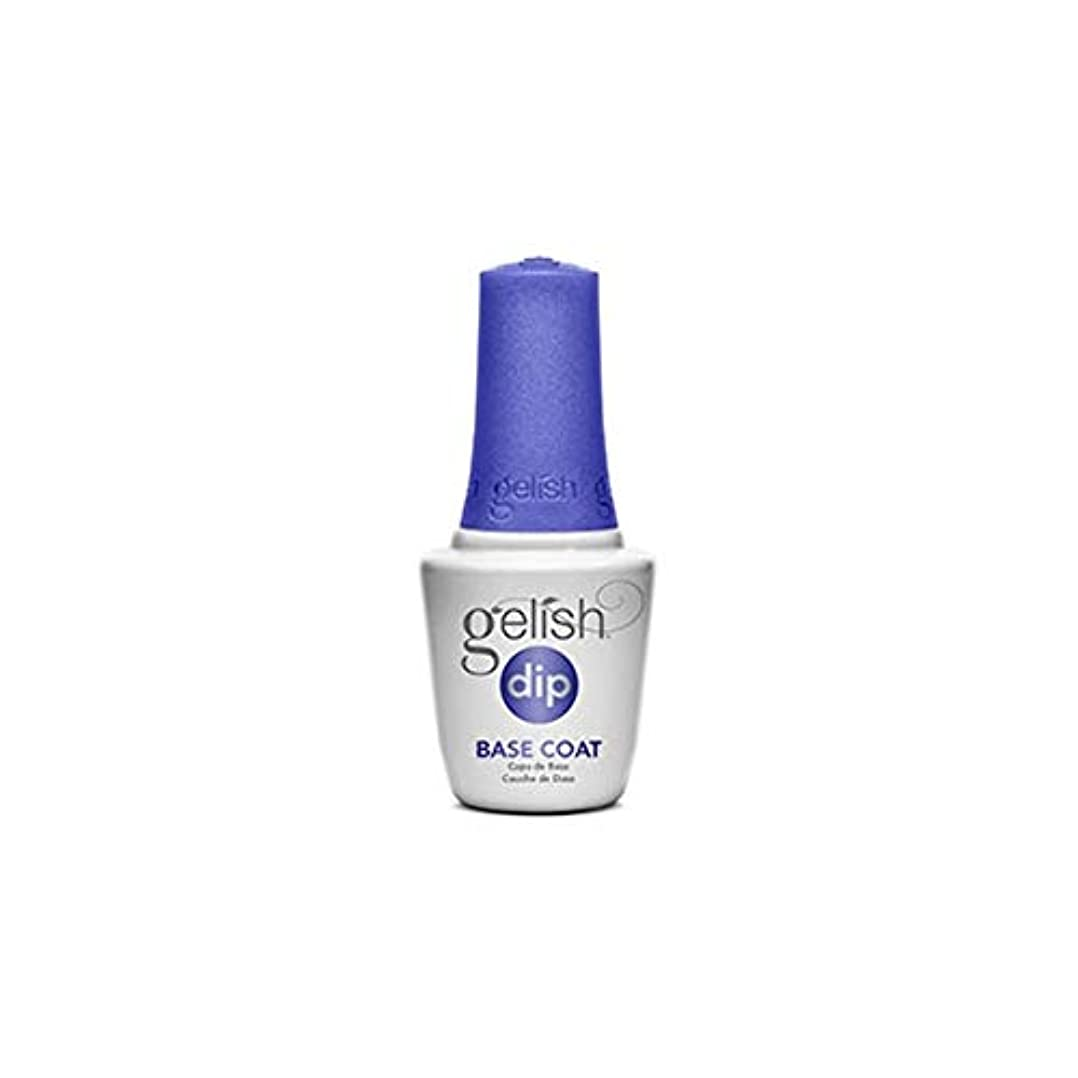 乗り出す感覚果てしないHarmony Gelish - Dip Powder Treatments - Step 2: Base Coat - 0.5oz/15ml