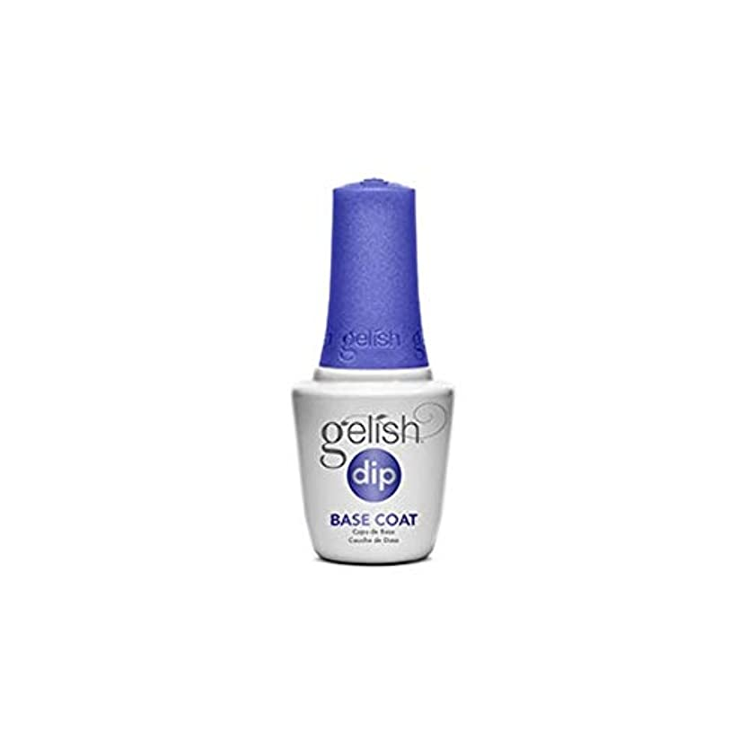 ロボット鋭くライドHarmony Gelish - Dip Powder Treatments - Step 2: Base Coat - 0.5oz/15ml