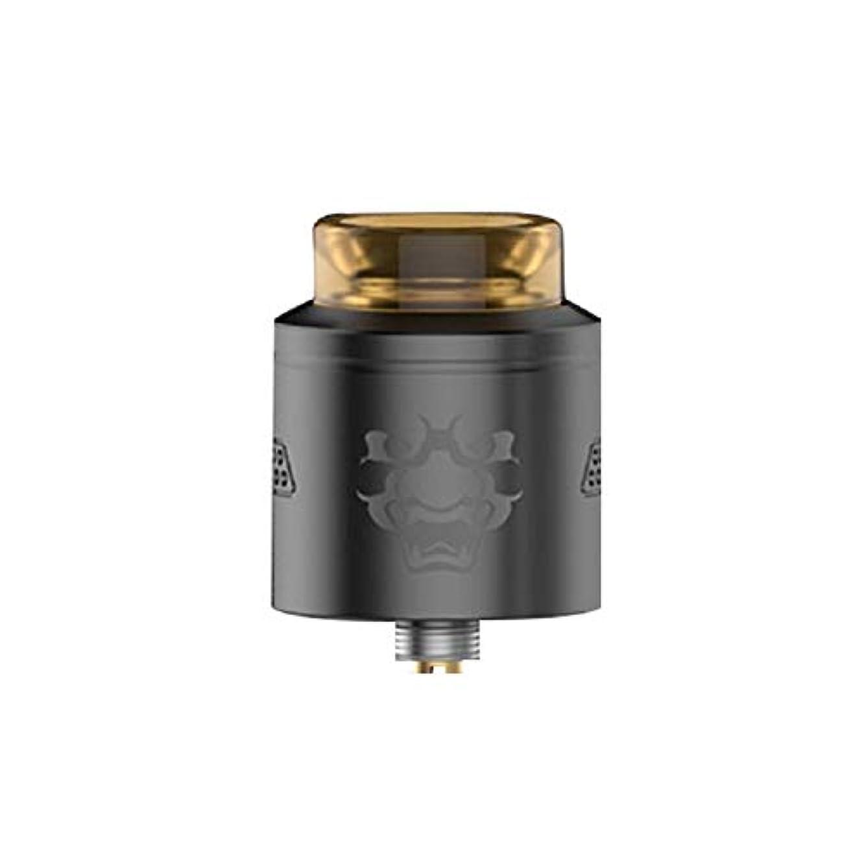 喉が渇いたイデオロギー会話型正規品 Geekvape Tengu BF RDA 24mm Rebuildable Dripping Atomizer Vape 電子タバコ ハイエンド電子タバコ アトマイザー (ガンメタル)