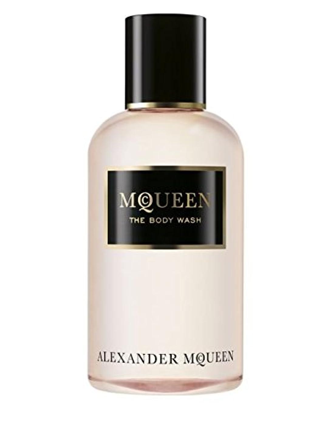 女王地雷原気難しいMcQueen (マクイーン) 8.4 oz (250ml) Body Wash by Alexander McQueen for Women
