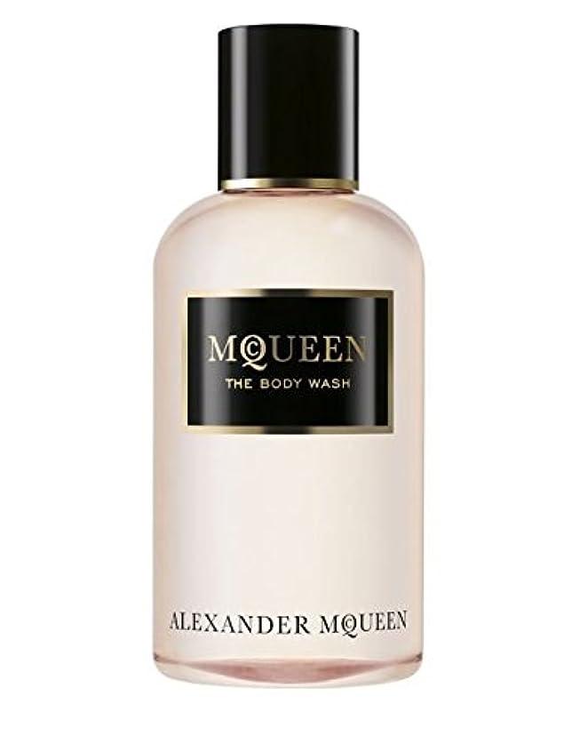 コカイン韻平和的McQueen (マクイーン) 8.4 oz (250ml) Body Wash by Alexander McQueen for Women