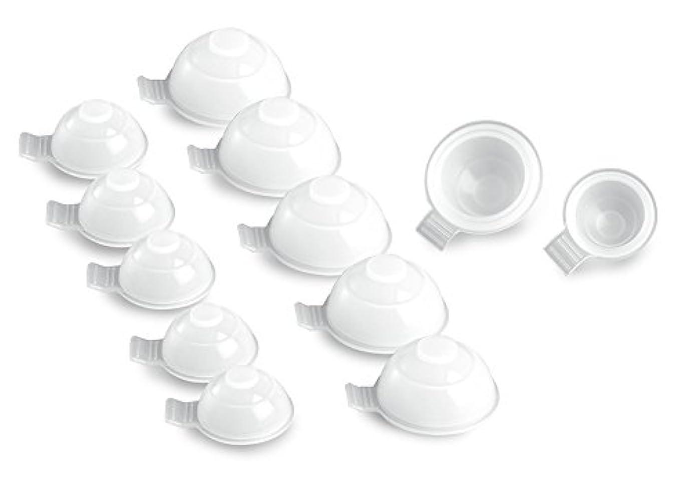 糞用心湾らくらく吸玉健康法 きゅーいんまる 12個セット(大×6?中×6)