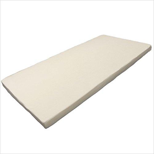 低反発 マットレス 『ヘブンズマット』 ハイグレード シングル サイズ 8cm厚 (密度50D)