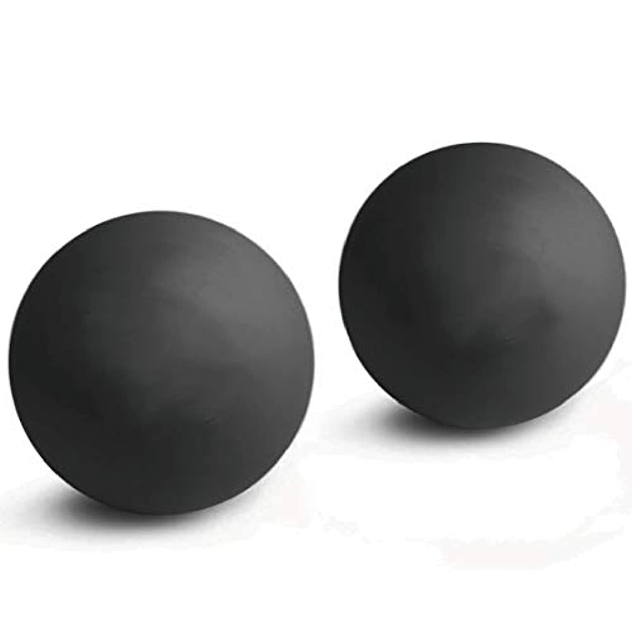 成功する調べる注ぎます2個入マッサージボール 触覚ボール ストレッチボールトリガーポイント 肩 背中 腰 足裏 全身 ツボ押しグッズ