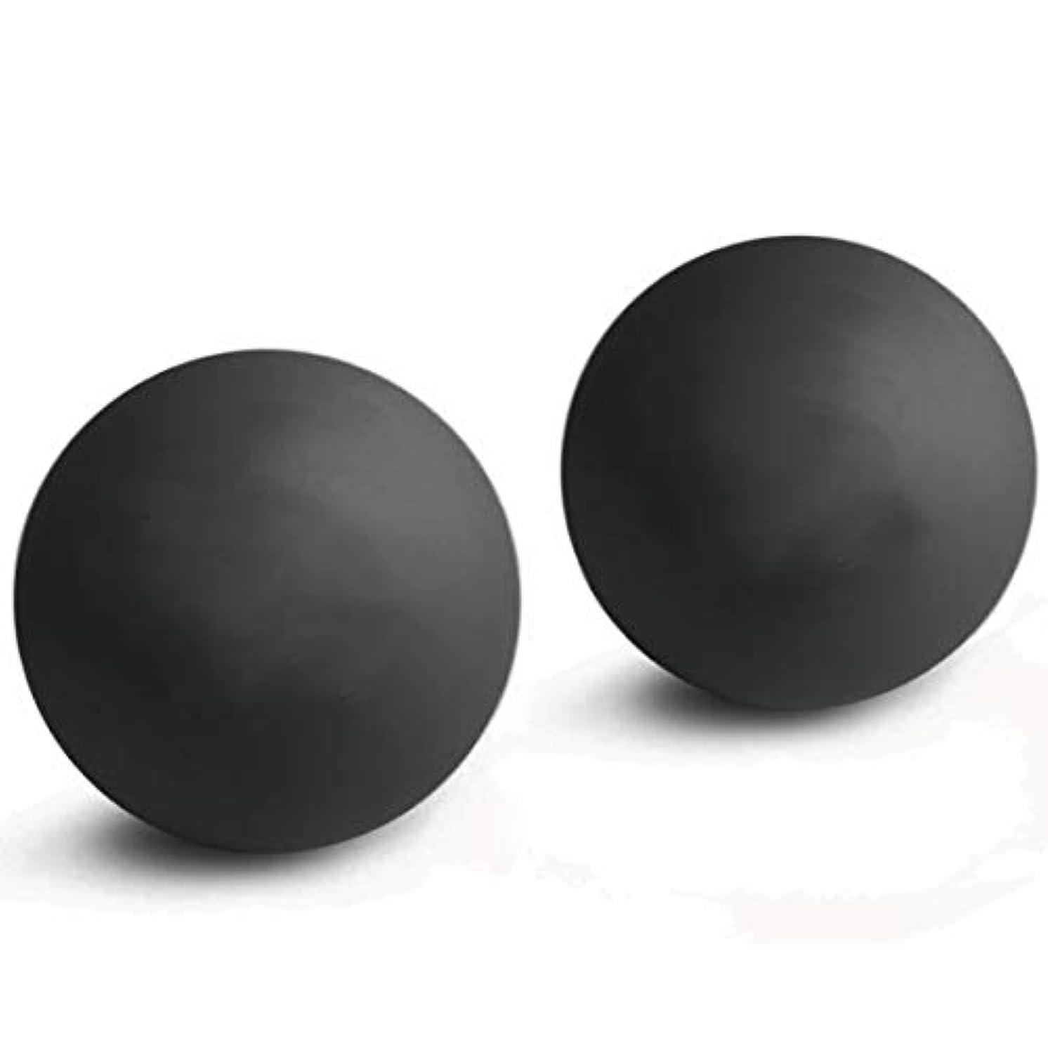 磁気記念品炭水化物2個入マッサージボール 触覚ボール ストレッチボールトリガーポイント 肩 背中 腰 足裏 全身 ツボ押しグッズ