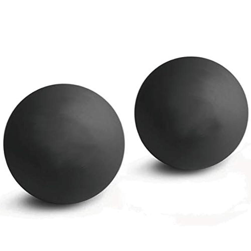 セミナーペパーミント関税2個入マッサージボール 触覚ボール ストレッチボールトリガーポイント 肩 背中 腰 足裏 全身 ツボ押しグッズ