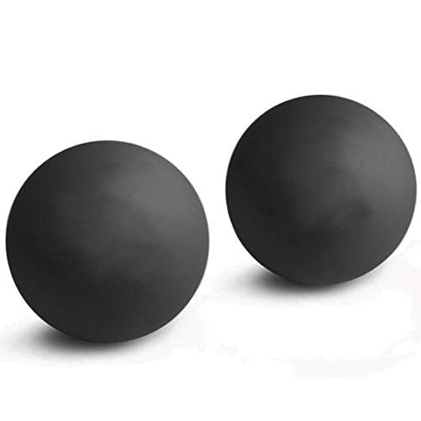 カブ固有のお勧め2個入マッサージボール 触覚ボール ストレッチボールトリガーポイント 肩 背中 腰 足裏 全身 ツボ押しグッズ