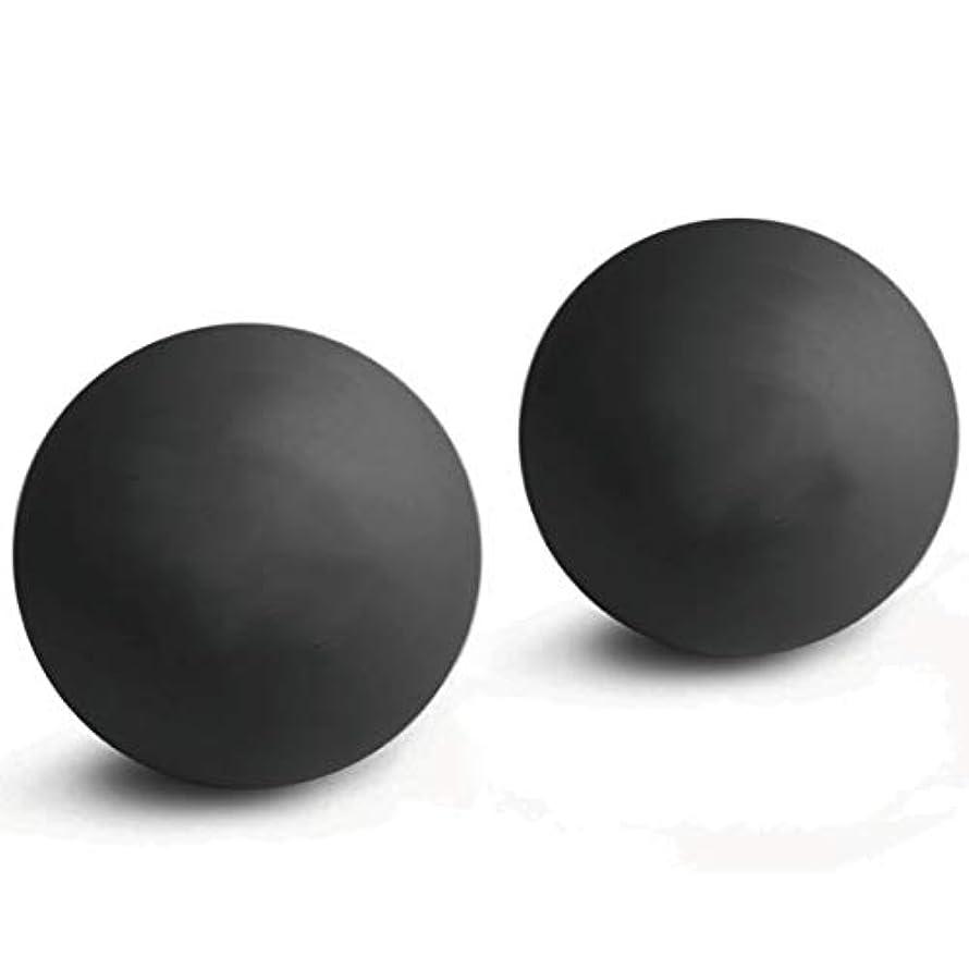シャワーく肘2個入マッサージボール 触覚ボール ストレッチボールトリガーポイント 肩 背中 腰 足裏 全身 ツボ押しグッズ