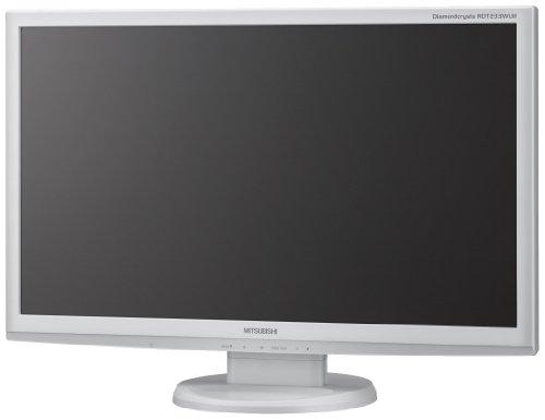 MITSUBISHI 23型ワイド液晶ディスプレイ(ノングレア) フルHD対応/ホワイト RDT232WLM