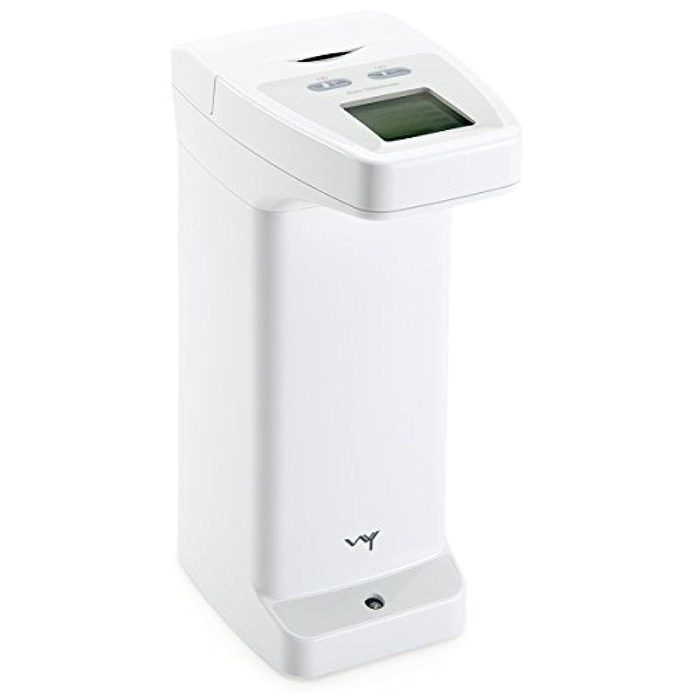 シャッフル準拠実用的WY 自動センサーディスペンサー 洗剤 ハンドソープ アルコール用 ソープディスペンサー 防滴 液晶付き WY-HM012
