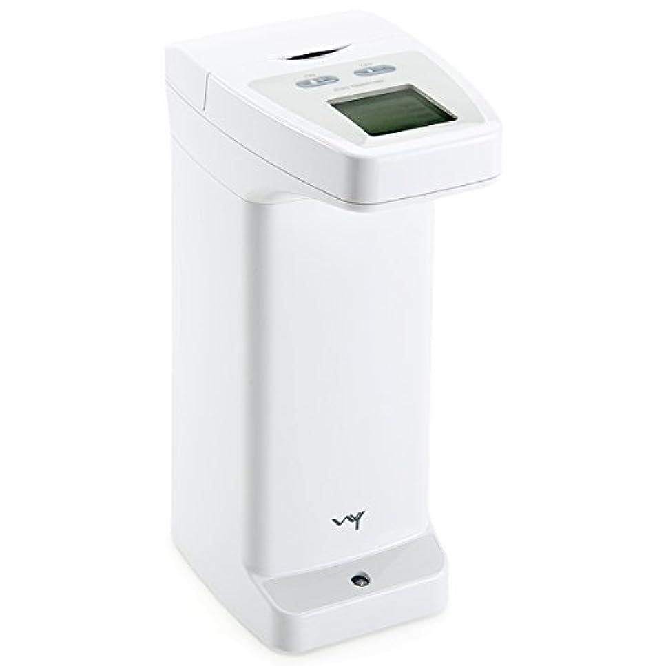 提供悪魔感覚WY 自動センサーディスペンサー 洗剤 ハンドソープ アルコール用 ソープディスペンサー 防滴 液晶付き WY-HM012