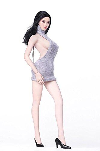 OBEST 1/6 女性 衣装 スカート フィギュア アクセ...