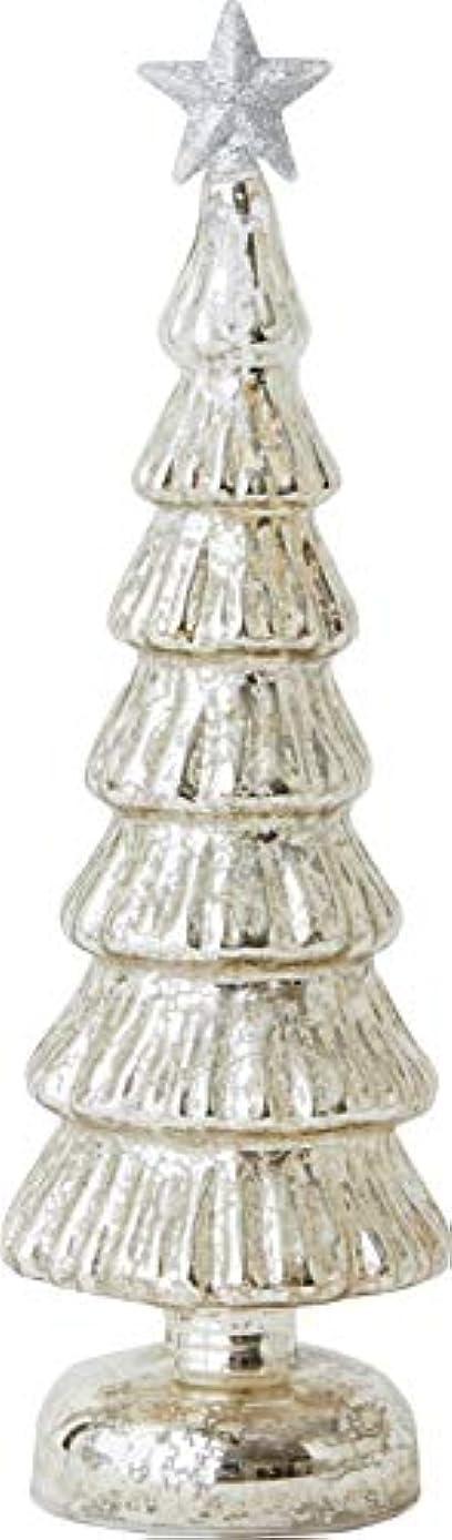 にぎやか感謝する法律によりカメヤマキャンドルハウス LEDグラスツリー M 1個