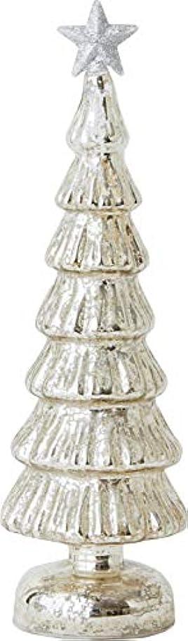 シャイコメント粗いカメヤマキャンドルハウス LEDグラスツリー M 1個