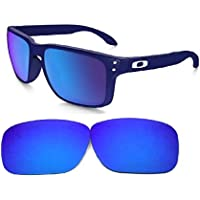 Galaxylense Men's Replacement Lenses For Oakley Holbrook Polarized S