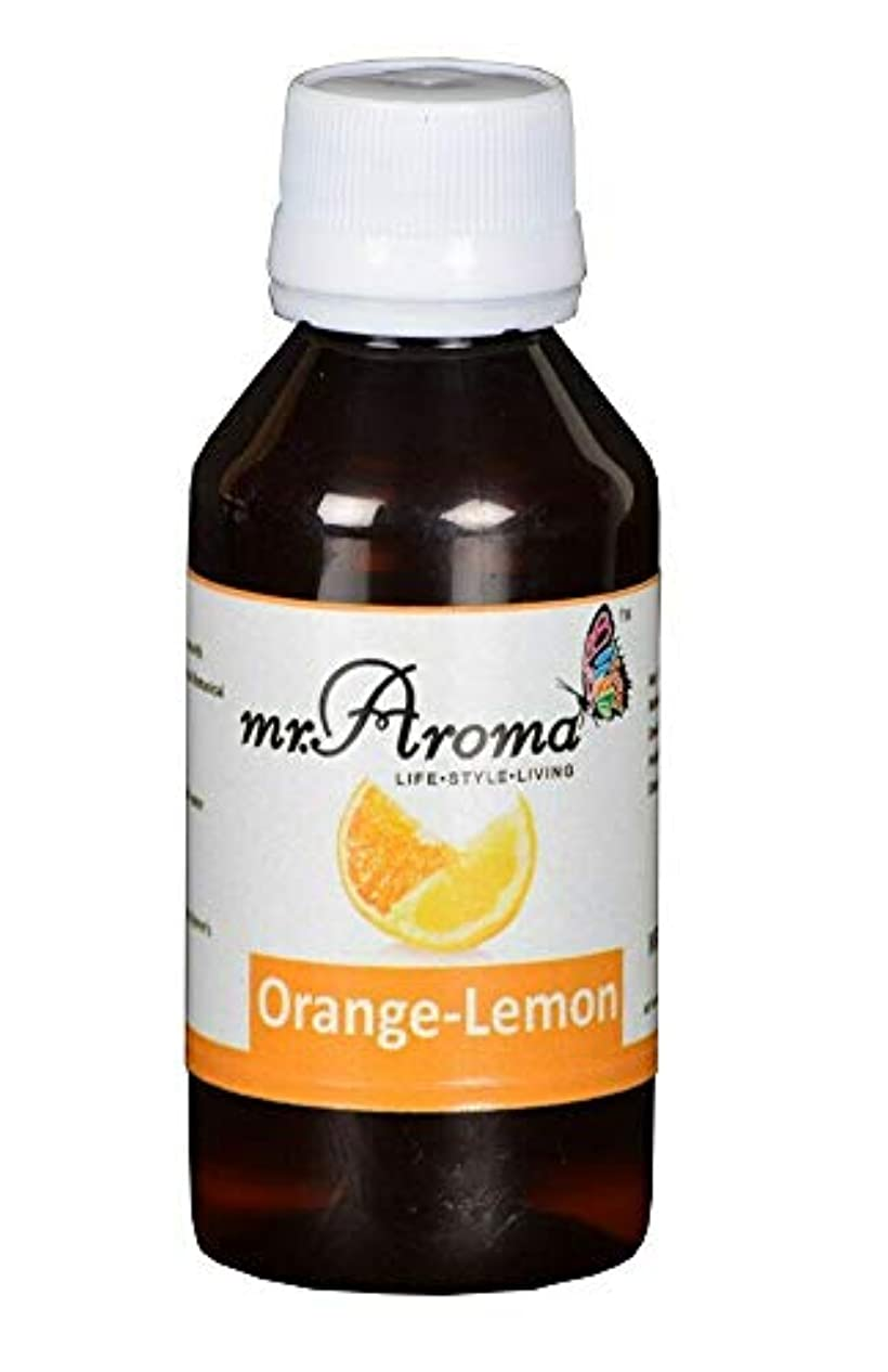 放棄された試用会計Mr. Aroma Orange-Lemon Vaporizer/Essential Oil 15ml