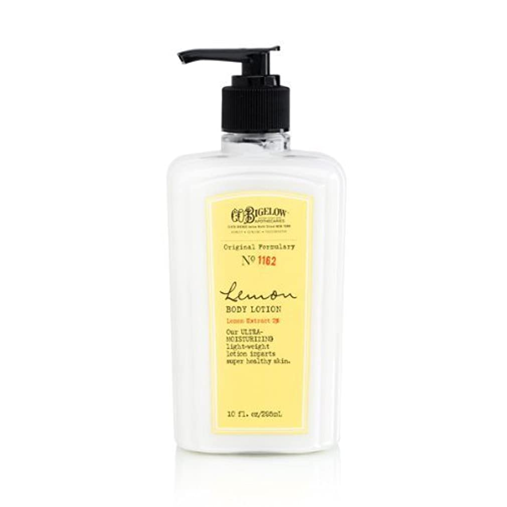 服誘惑香ばしいC.O. Bigelow Lemon Body Lotion 10 oz by C.O. Bigelow [並行輸入品]