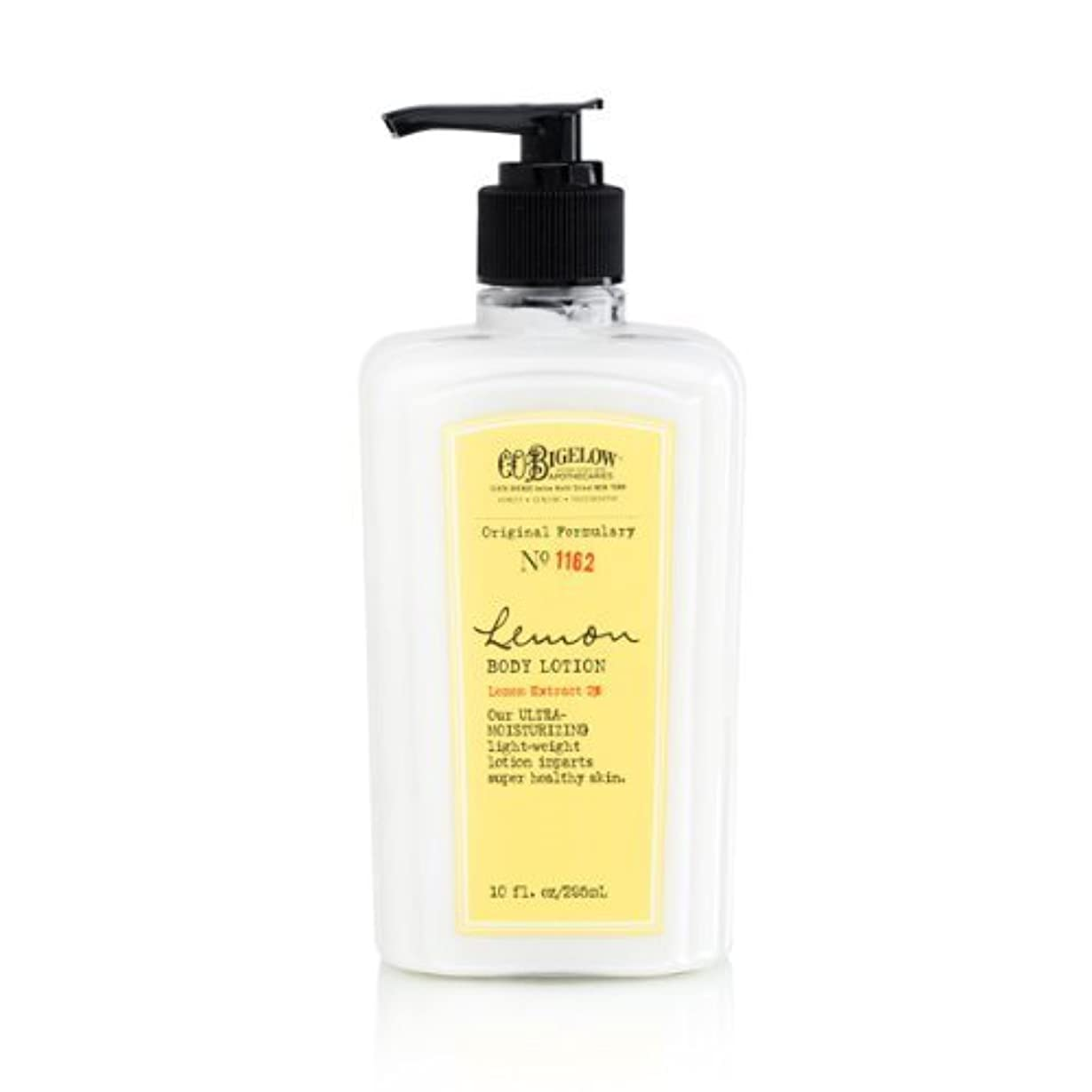 商品社員ティッシュC.O. Bigelow Lemon Body Lotion 10 oz by C.O. Bigelow [並行輸入品]