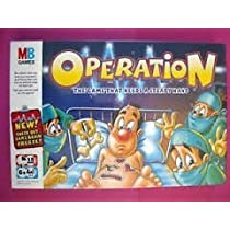 Operation the Game That Needs a Steady Hand