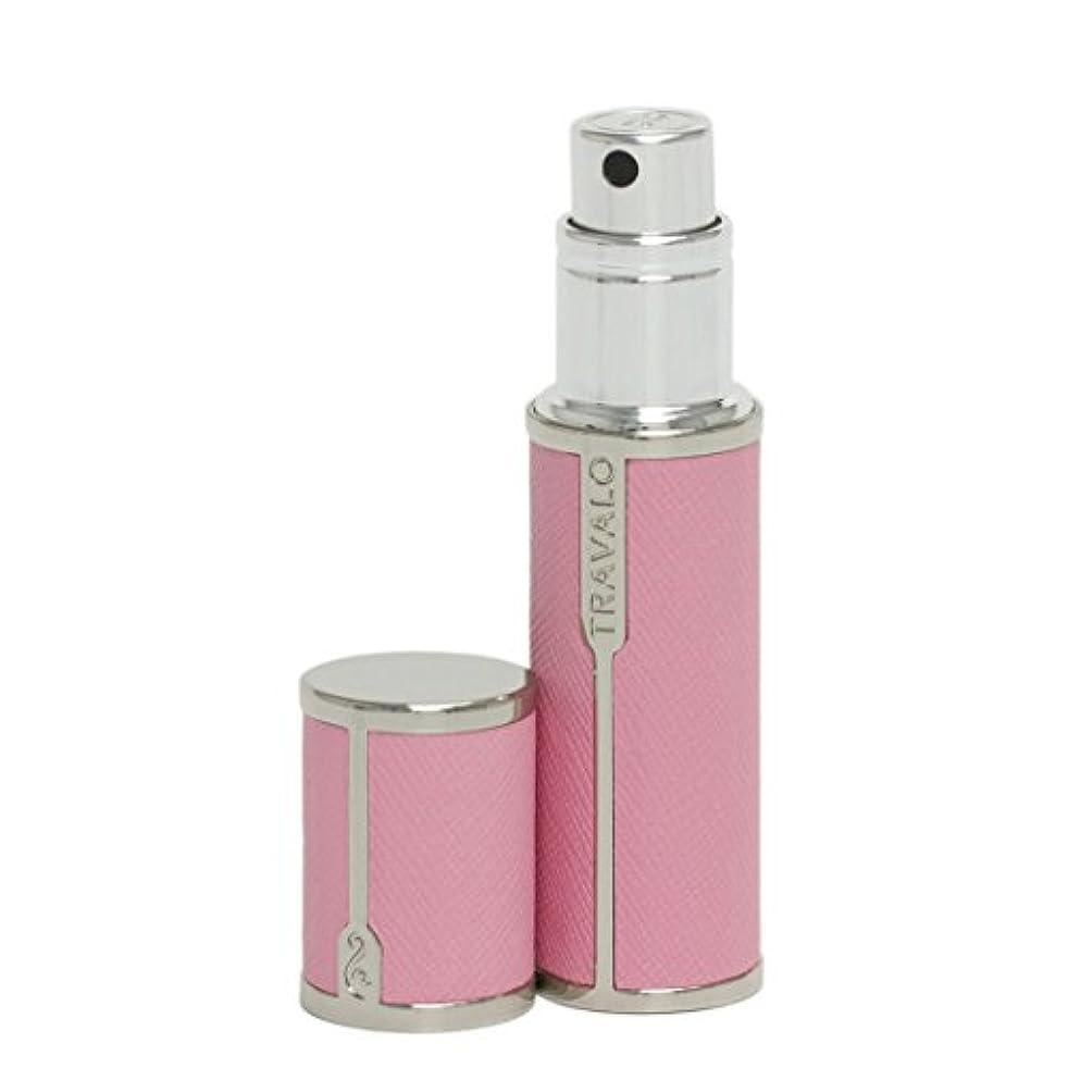 有名な召喚する民族主義香水アトマイザー Travalo Milano トラヴァーロ ミラノ 香水 アトマイザー ピンク
