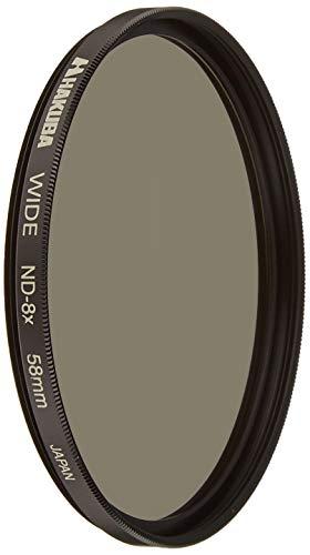 HAKUBA 58mm NDフィルター ワイドND 減光用 8× 日本製 CF-WND858