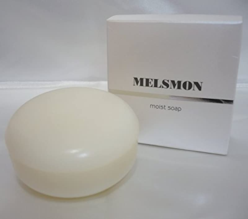 追放する味わう販売員【メルスモン製薬】メルスモン モイストソープ 100g
