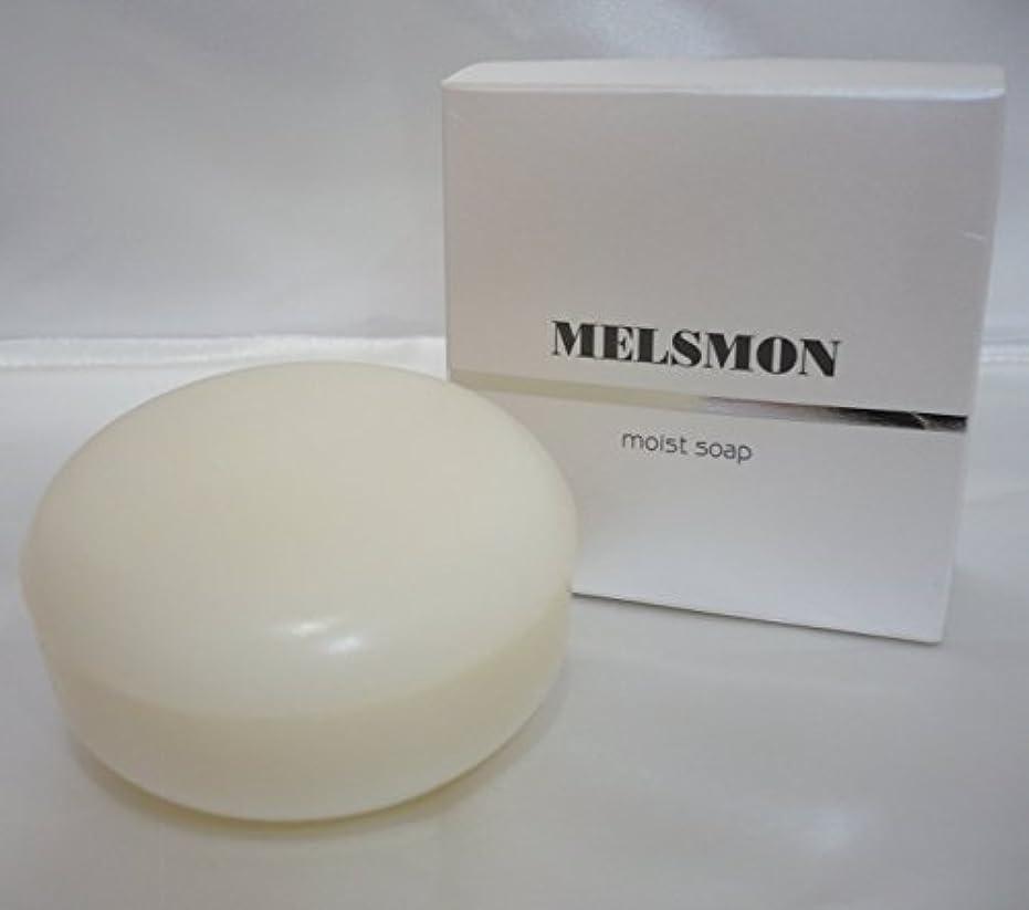 うまシニス急降下【メルスモン製薬】メルスモン モイストソープ 100g
