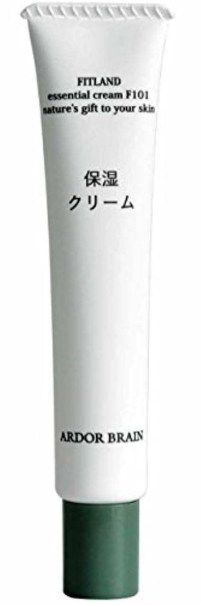 メンタル構成員強打アーダブレーン (ARDOR BRAIN) フィットランド 保湿クリーム 30g