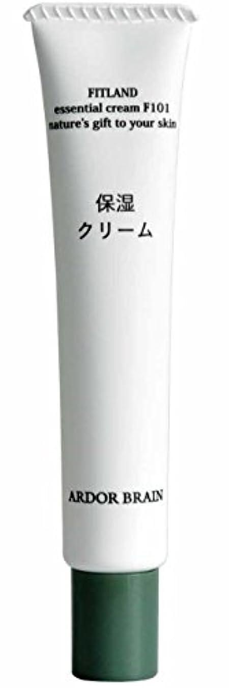 爆発熟考するコックアーダブレーン (ARDOR BRAIN) フィットランド 保湿クリーム 30g
