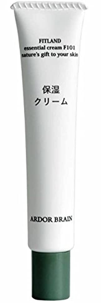 蓄積する手欠伸アーダブレーン (ARDOR BRAIN) フィットランド 保湿クリーム 30g