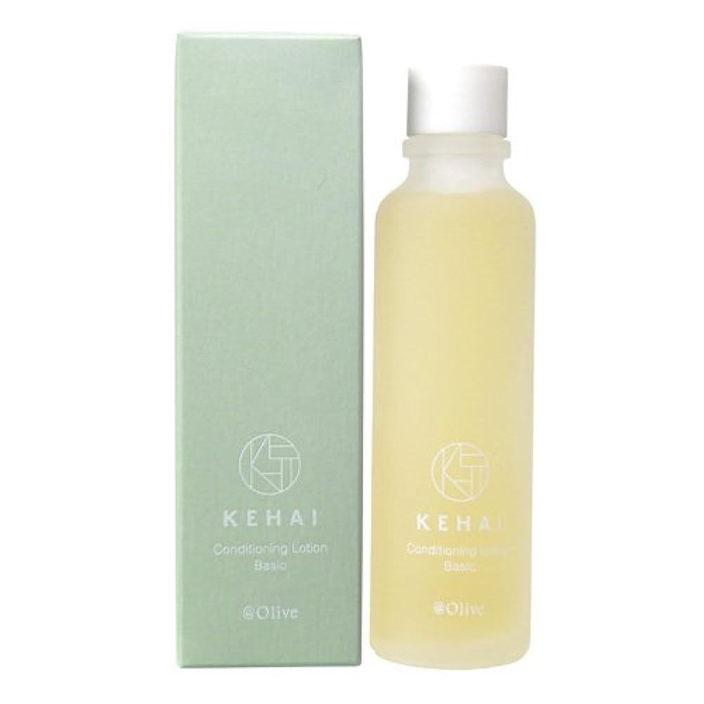 ページボックス必要性KEHAI コンディショニングローション ベーシック 〈化粧水〉 120ml