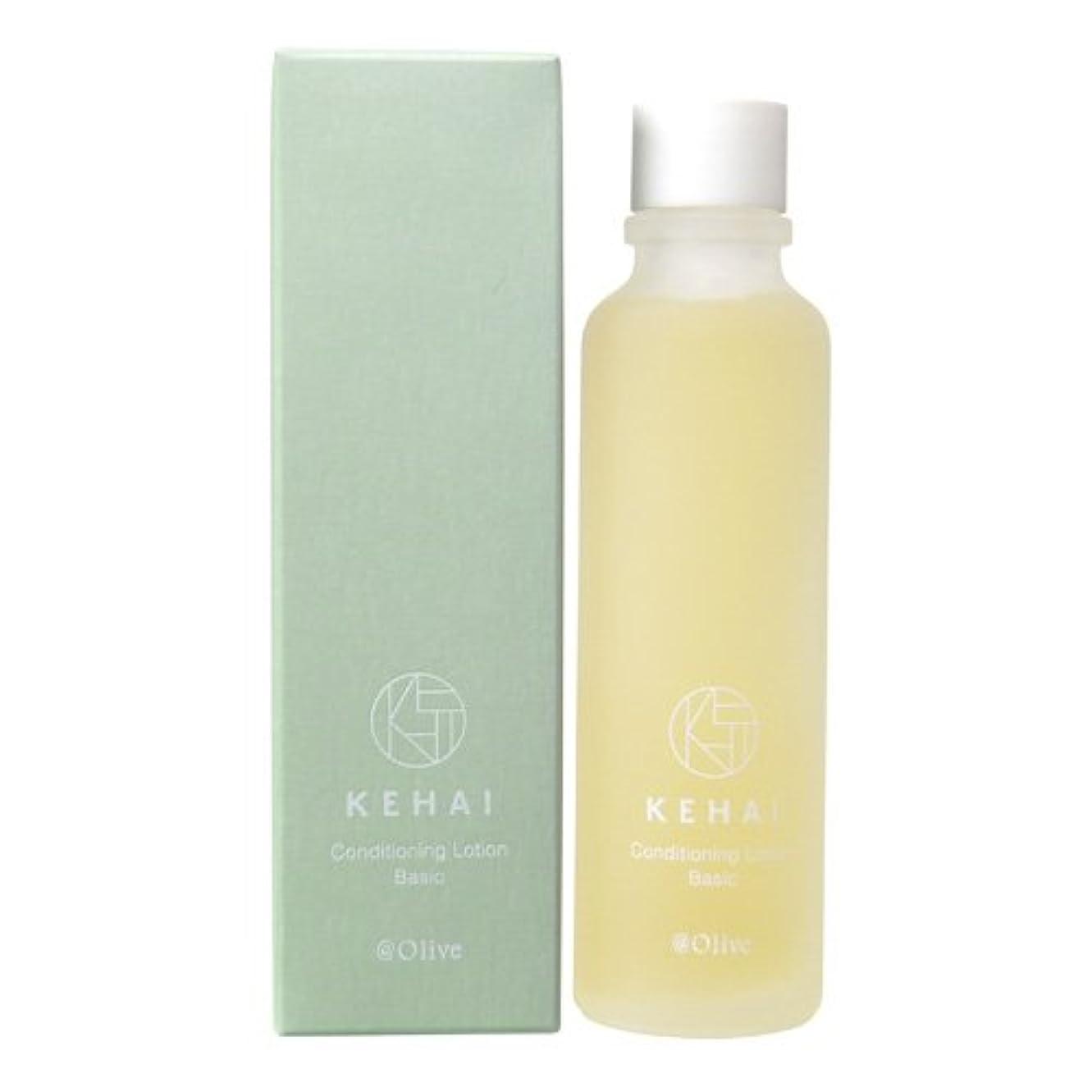 カロリー統治するお風呂KEHAI コンディショニングローション ベーシック 〈化粧水〉 120ml