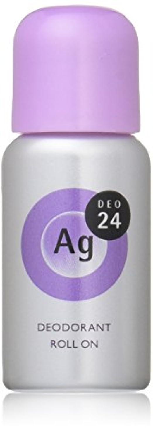 さわやか運ぶ倍増エージーデオ24 デオドラントロールオンEX フレッシュサボンの香り 40mL (医薬部外品)