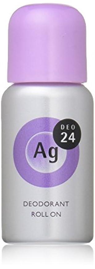 ステージ高速道路薬剤師エージーデオ24 デオドラントロールオンEX フレッシュサボンの香り 40mL (医薬部外品)