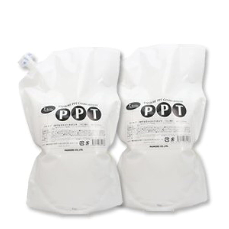胃恒久的マッシュパイモア PPT セラ トリートメント 4000g(2000g×2)