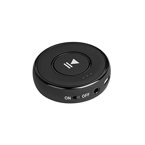 BESTEK Bluetooth レシーバー オーディオ トランスミッター 受信機 ブルートゥース ワイヤレス式 3.5mm BTBR017