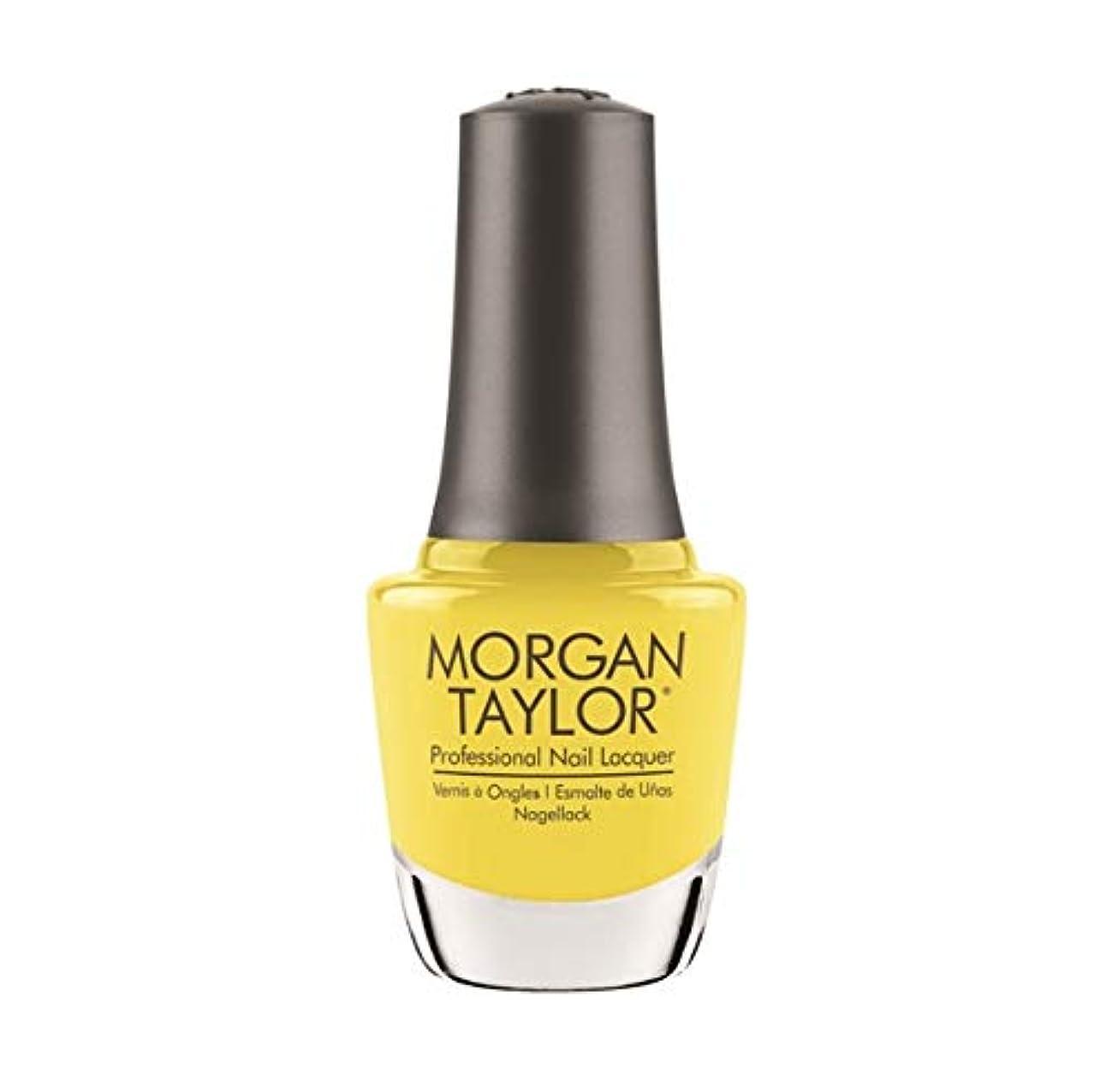払い戻しではごきげんよう暗殺Morgan Taylor Nail Lacquer - Rocketman Collection - Glow Like A Star - 15ml / 0.5oz